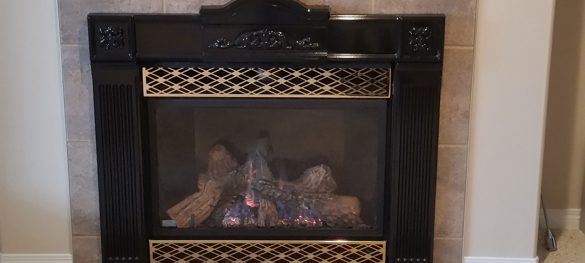 fireplace repair service cleaning replacement in edmonton and area
